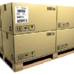 labeled carton